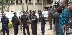 Bombenanschlag auf das UN-Hauptquartier in Abuja, Nigeria
