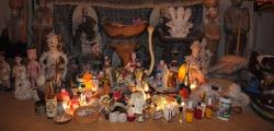 """Museum in Essen """"Soul of Africa"""", Voodoo in Benin"""