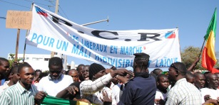Bamako-Demonstration